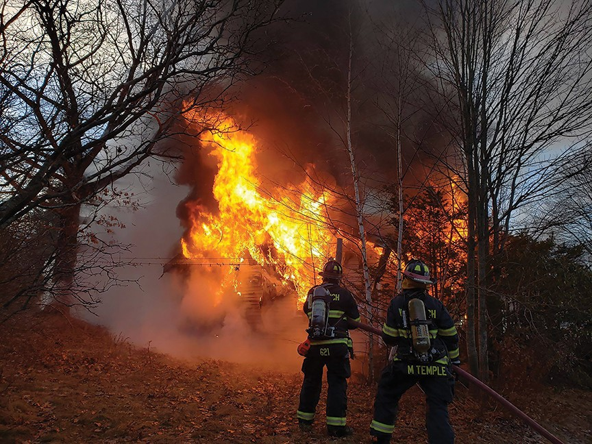 Woolwich Fire Department Impact