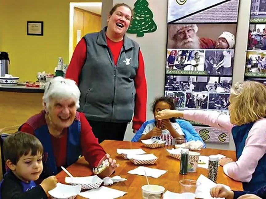 Keene Senior Center Impact