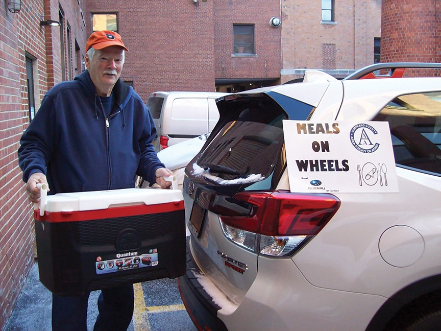 Meals on Wheels of Cortland County Impact