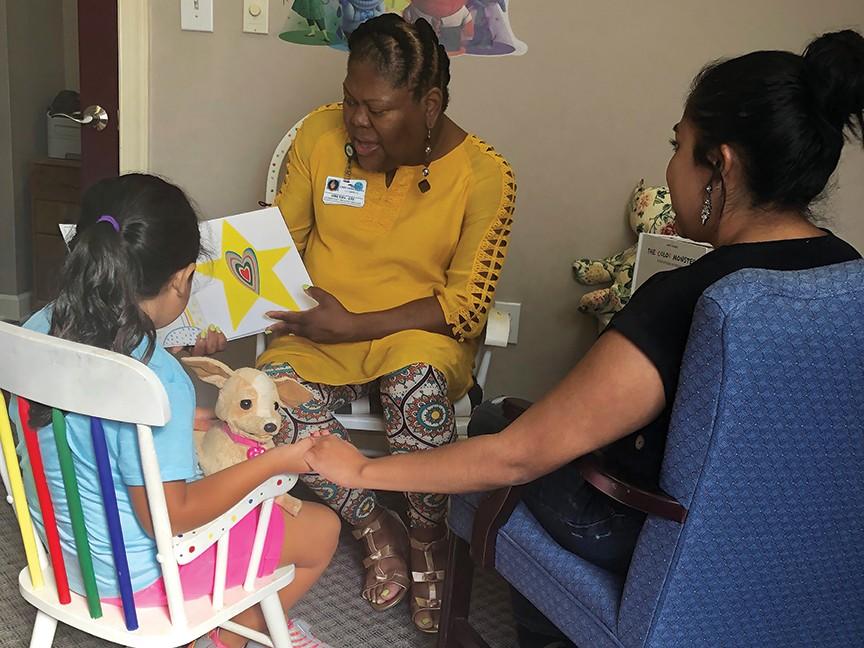 Child Advocacy Center, Inc. Impact