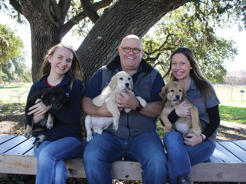 Texas Humane Heroes Impact