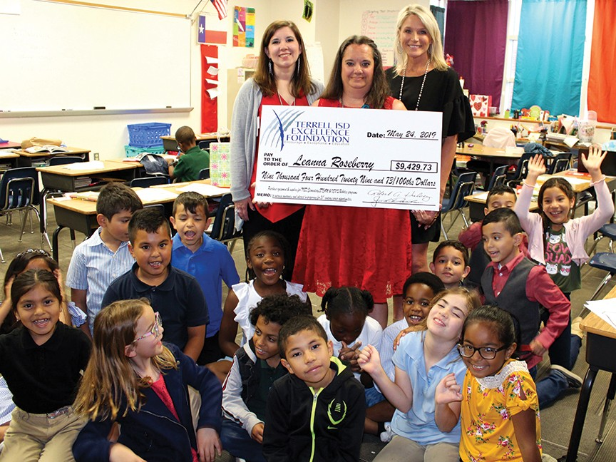 Terrell Independent School District Excellence Foundation Impact