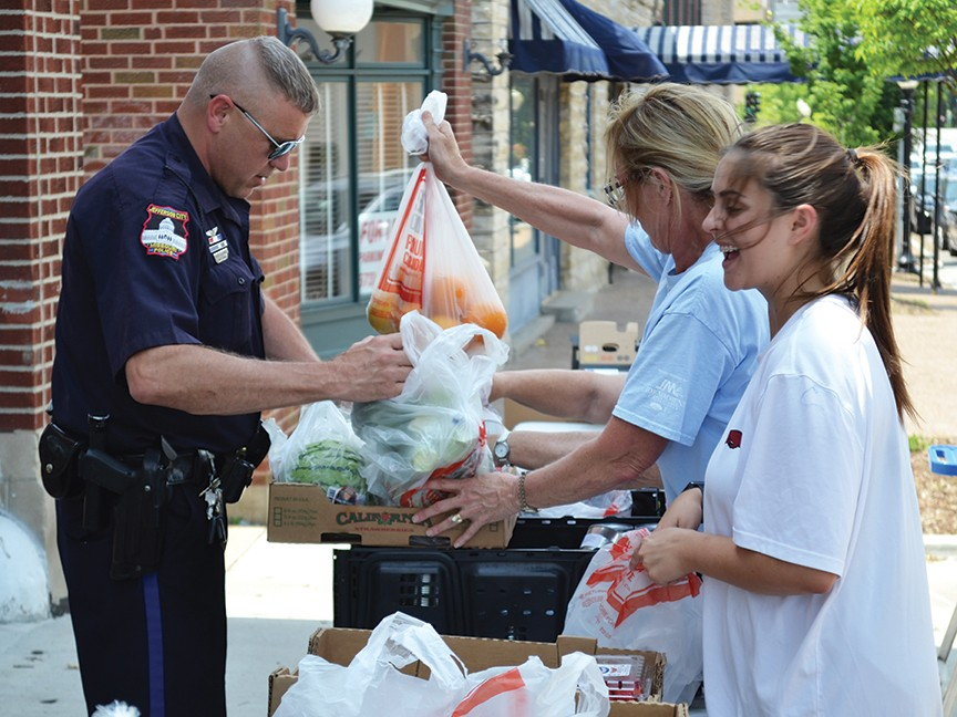 The Food Bank for Central & Northeast Missouri Inc Impact