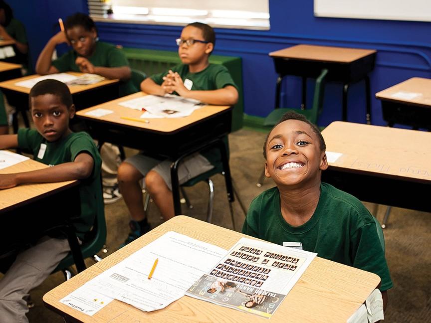 Chicago Collegiate Charter School Impact