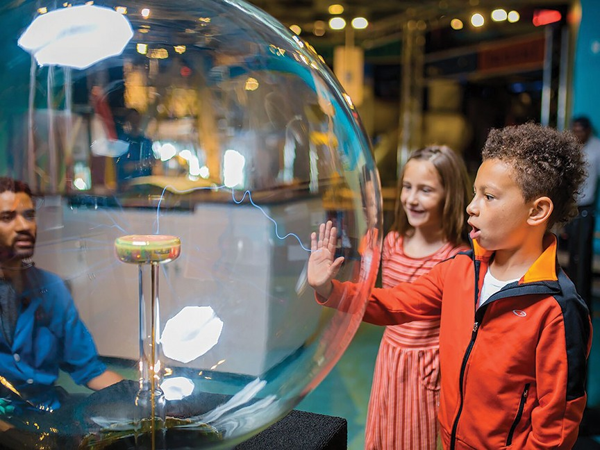 DISCOVERY Children's Museum Impact