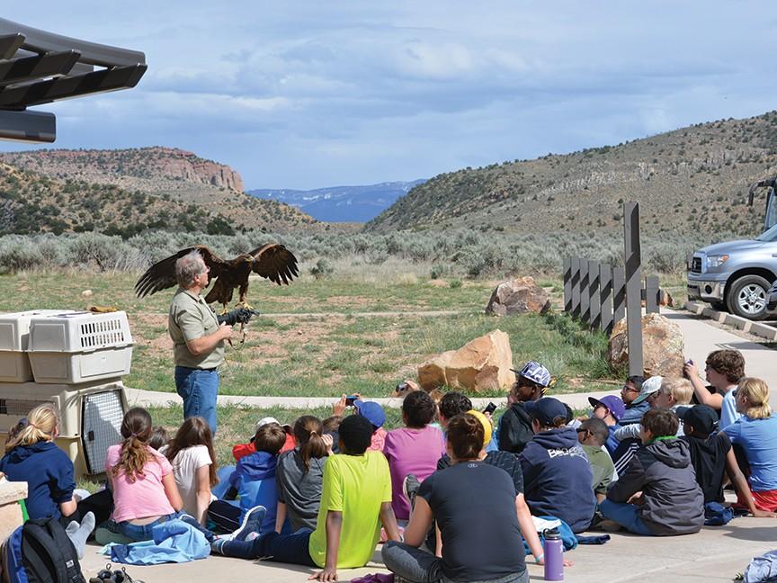 Southwest Wildlife Foundation of Utah Impact