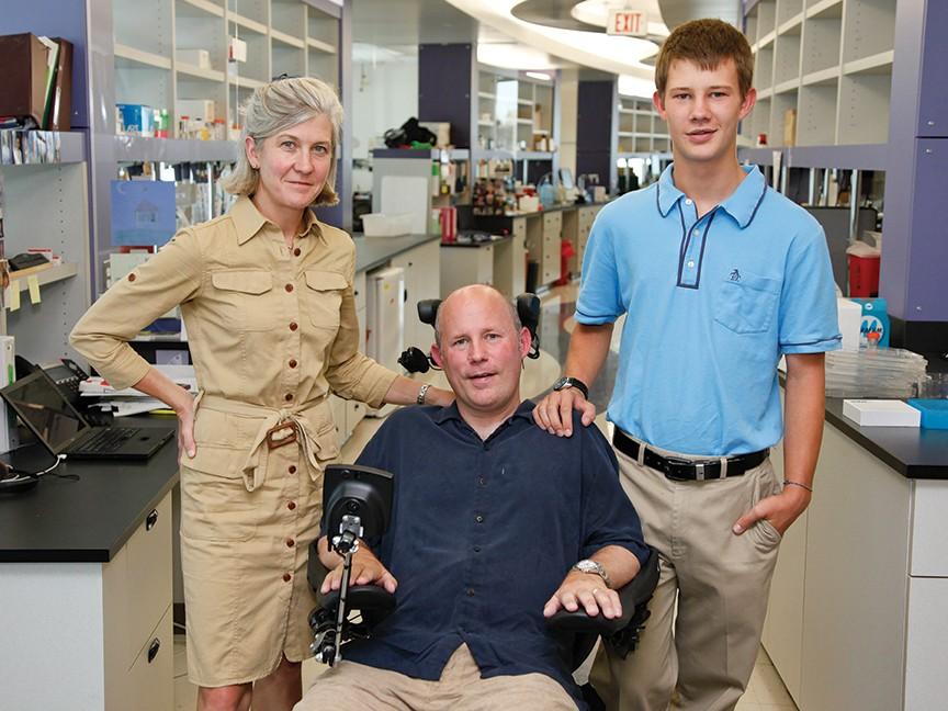 ALS Therapy Development Institute Impact
