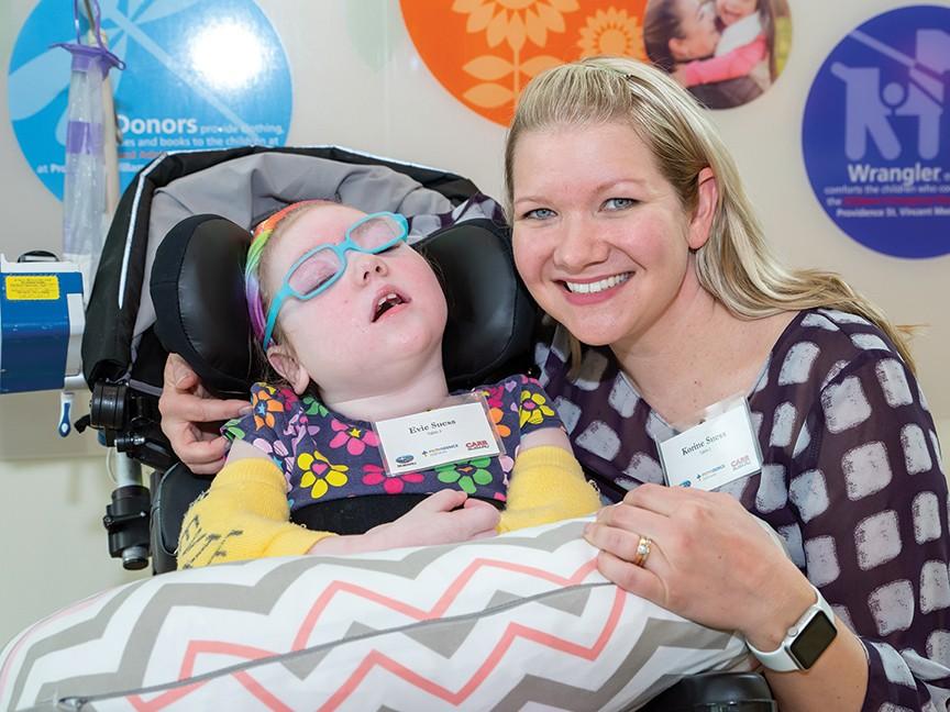 Providence Child Center Foundation Impact