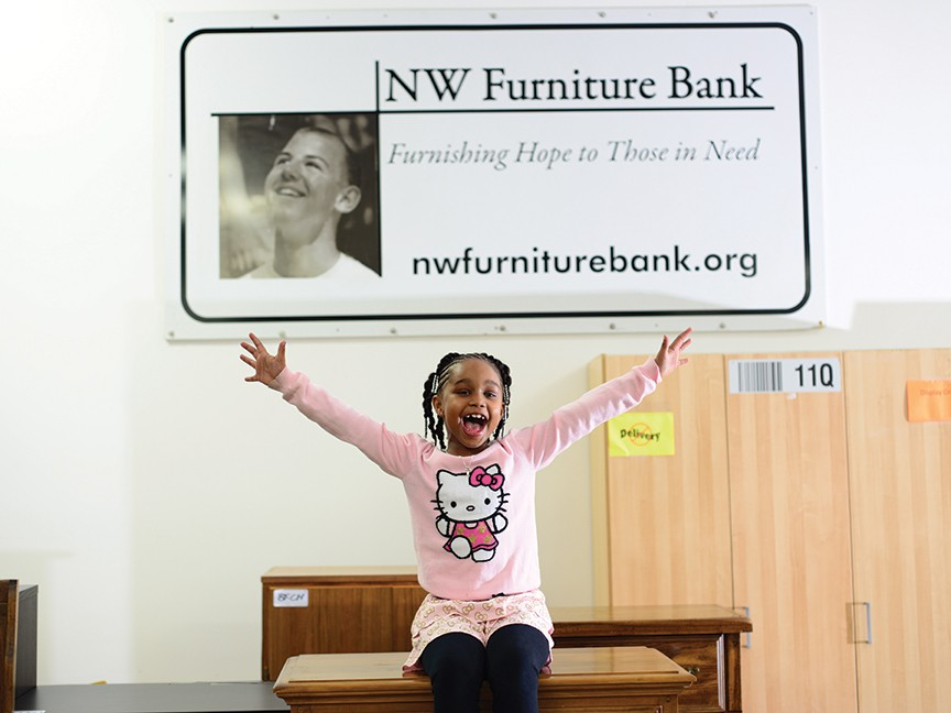 NW Furniture Bank Impact
