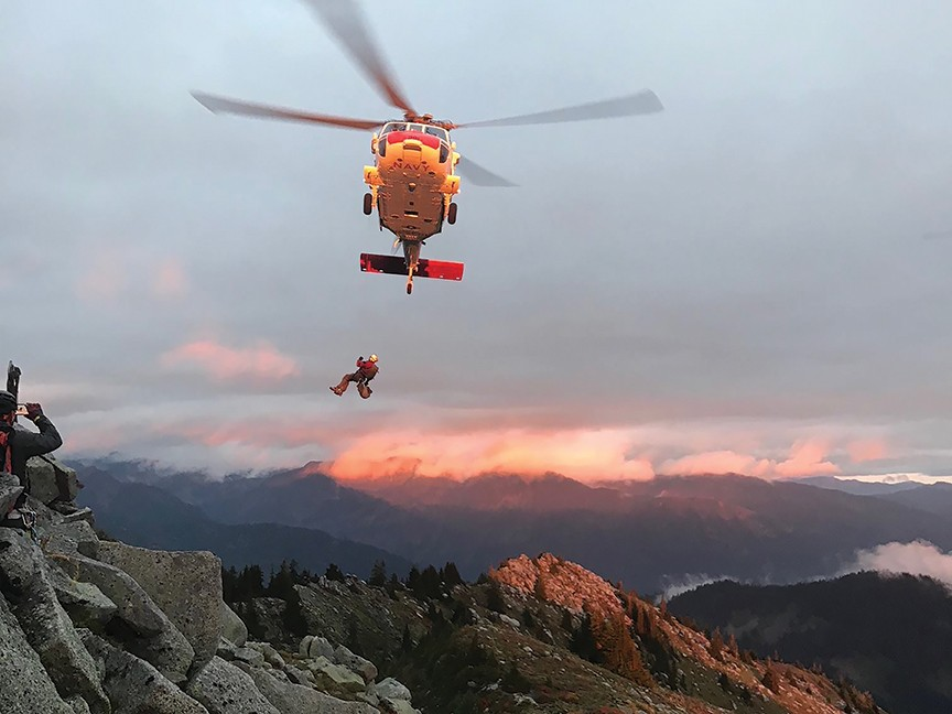 King County Search and Rescue Impact