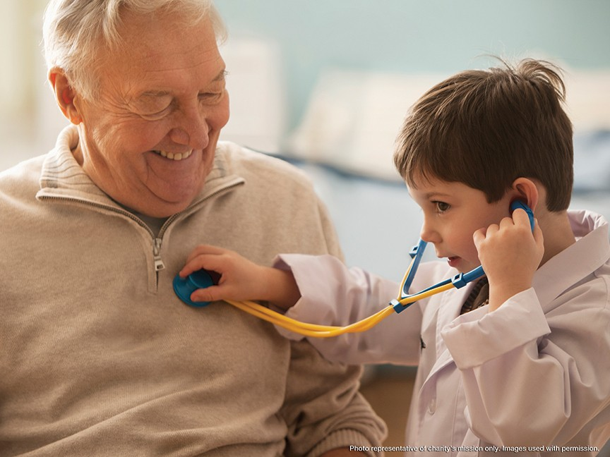 Take a Shot at Parkinson's Foundation Impact