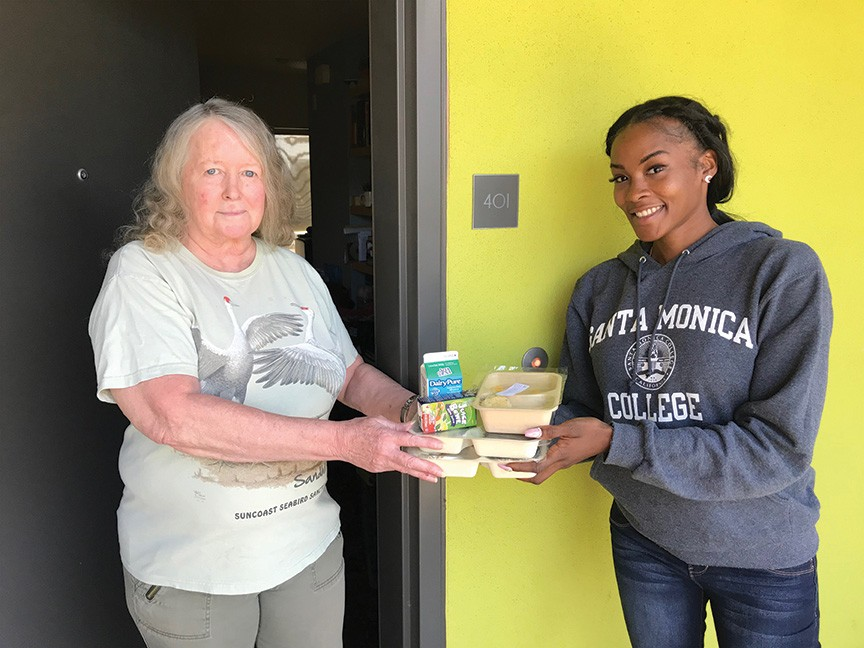 Meals on Wheels West Impact
