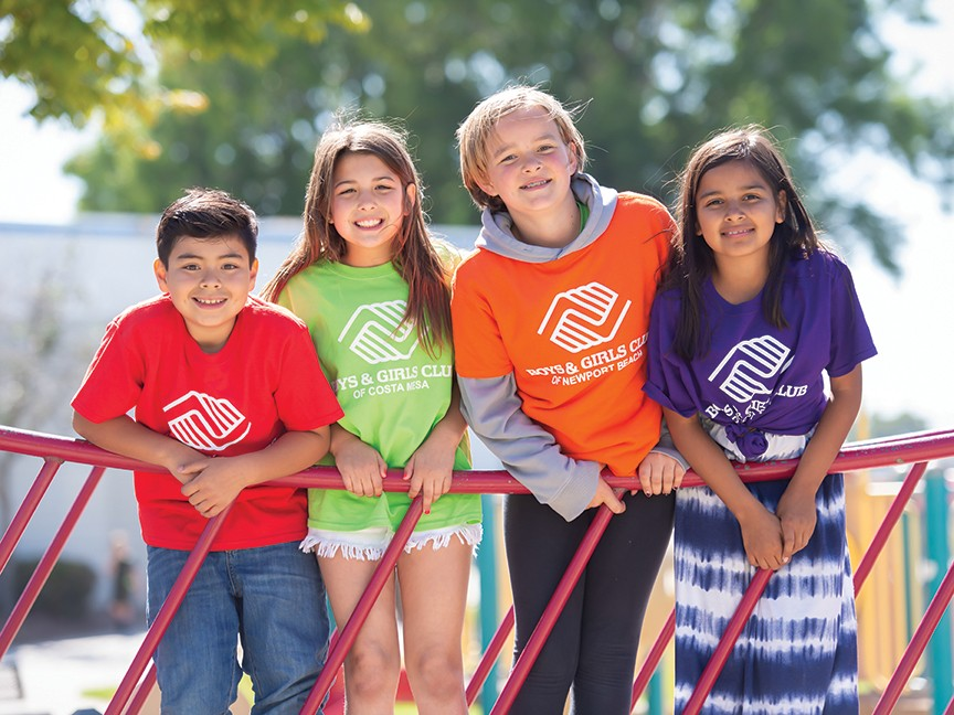 Boys & Girls Clubs of Central Orange Coast Impact