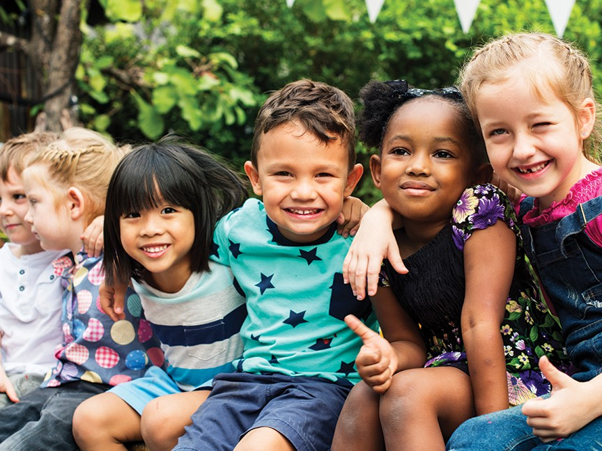 The Children's Center of the Antelope Valley Impact