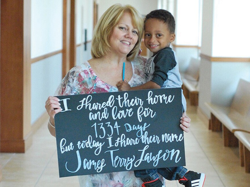 Children's Home Society of West Virginia Impact