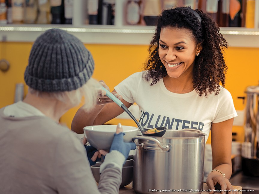 Nashua Soup Kitchen & Shelter Impact