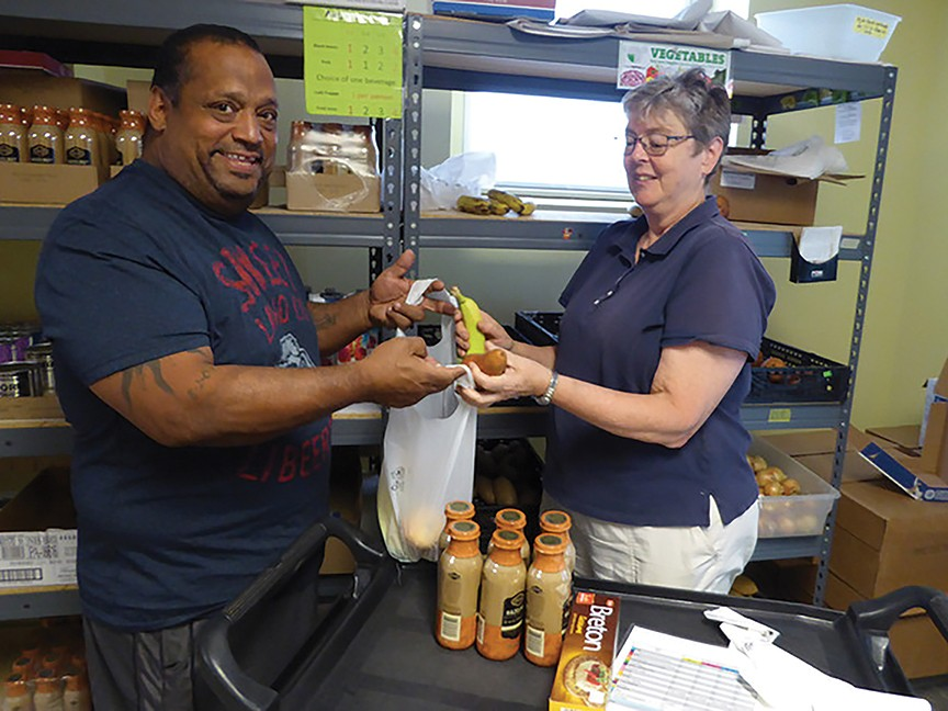 Brockport Ecumenical Food Shelf Impact