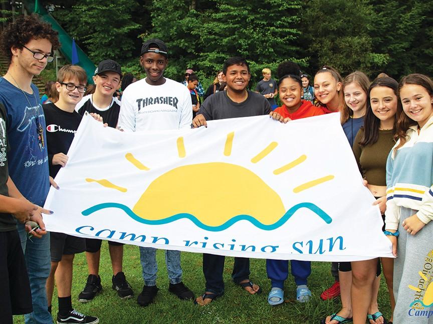 Camp Rising Sun Charitable Foundation Inc. Impact