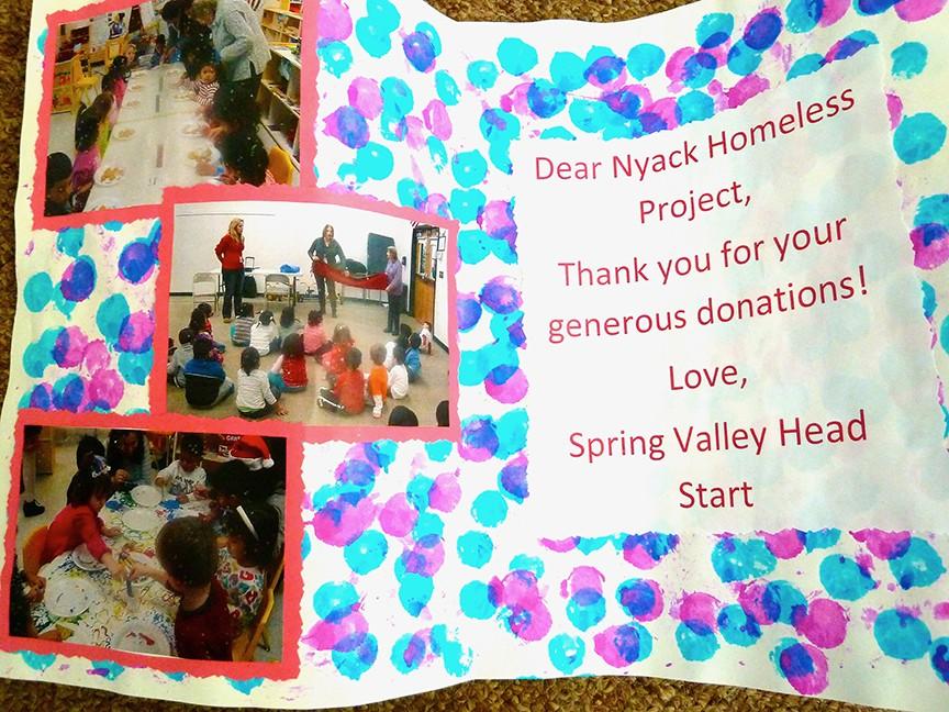 Nyack Homeless Project Impact