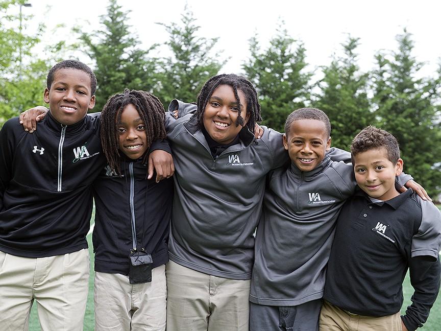 Washington Jesuit Academy Impact