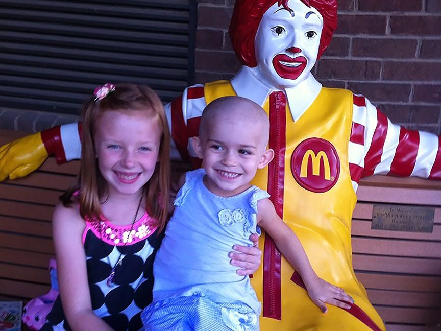 Ronald McDonald House Charities of Huntington, Inc. Impact