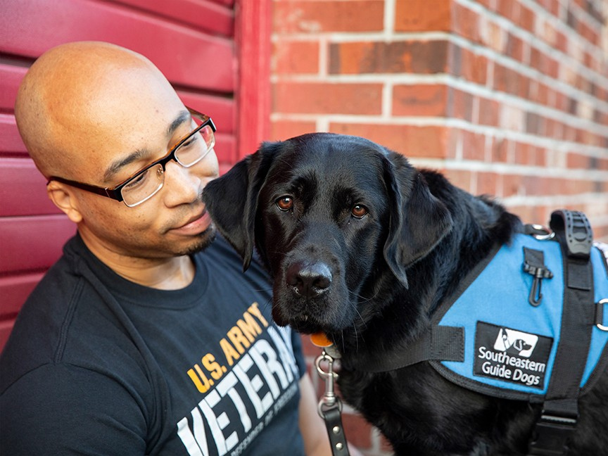 Southeastern Guide Dogs Impact