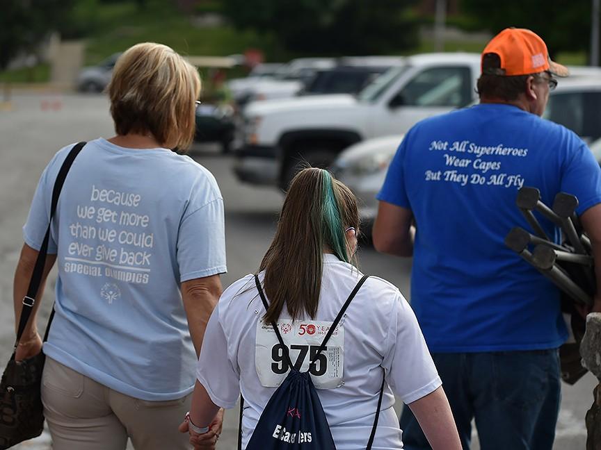 Special Olympics Kentucky Inc. Impact