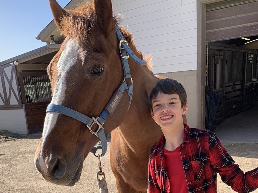 ManeGait Therapeutic Horsemanship Impact