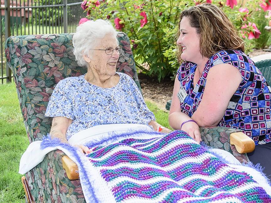 Hospice of Northwest Ohio Impact