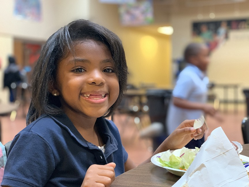Greater Cleveland Food Bank Impact