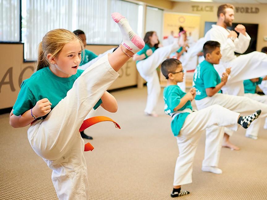 Kids Kicking Cancer Impact