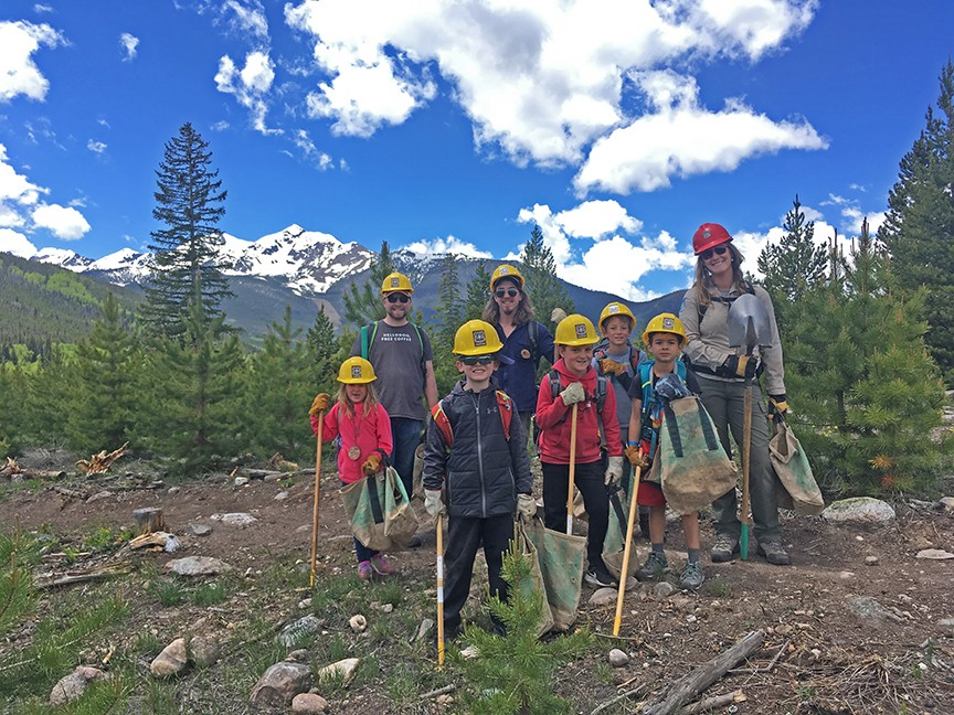 Friends of the Dillion Ranger District (FDRD) Impact