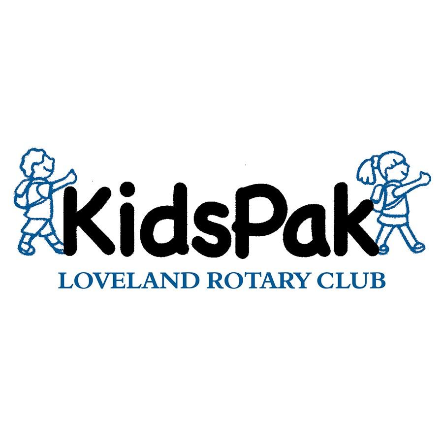 KidsPak – Loveland Rotary Club Foundation