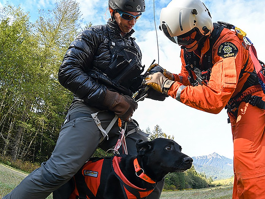 King County Search and Rescue (KCSAR) Impact