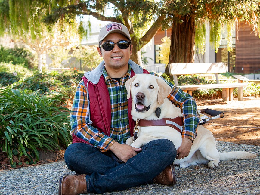 Guide Dogs for the Blind Impact