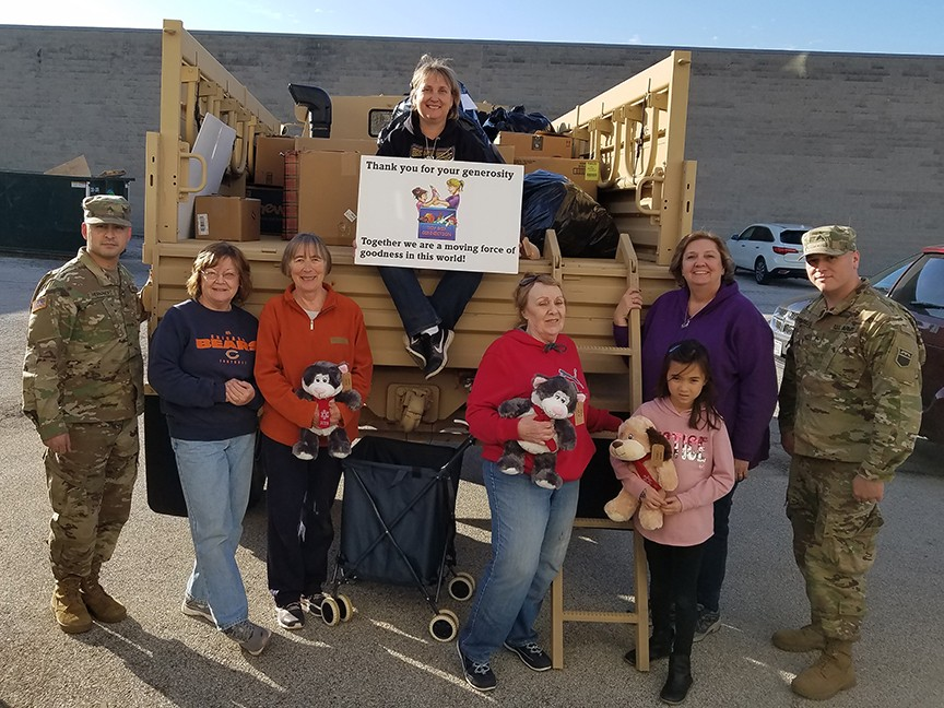 Toy Box Connection Children's Charity Impact