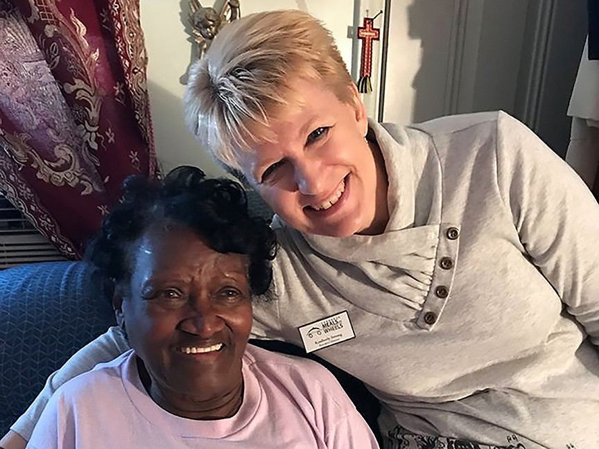 Cabarrus Meals on Wheels Impact