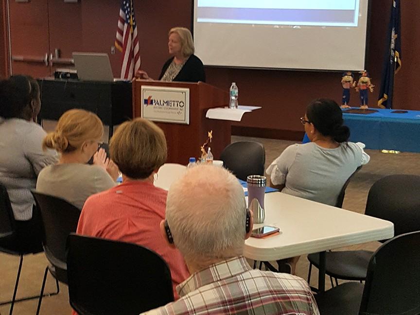Bluffton Jasper County Volunteers in Medicine Impact