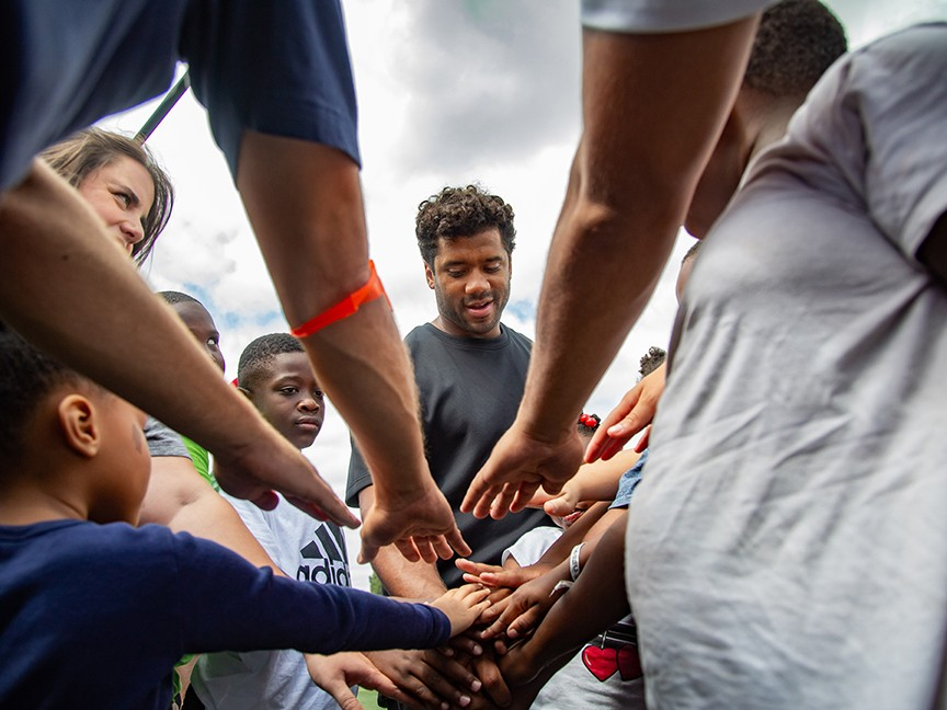 Russell Wilson Foundation Impact