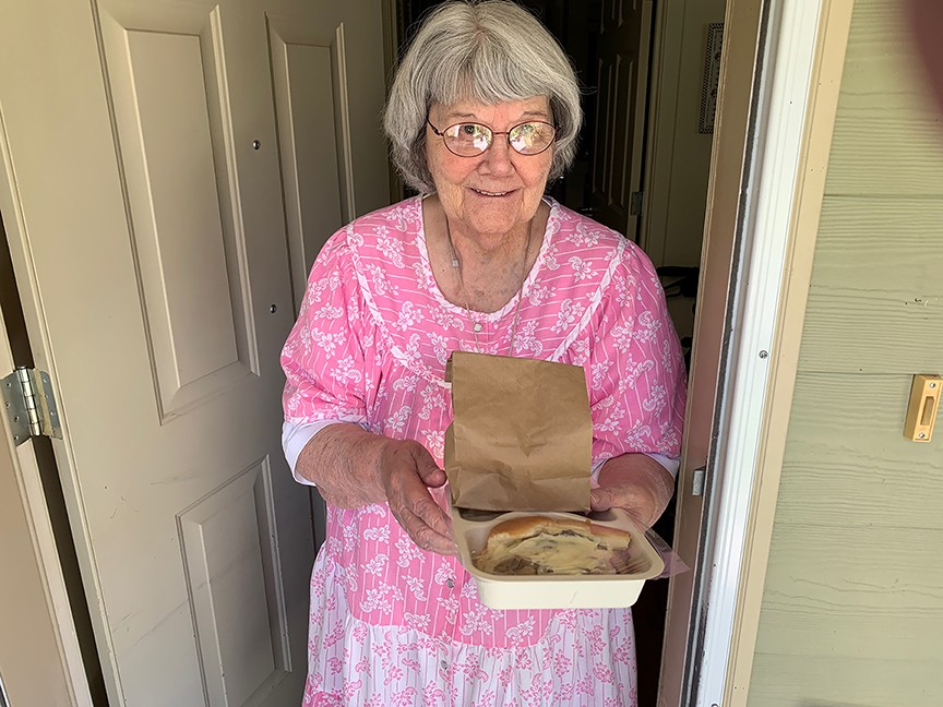 The Dalles Meals on Wheels Impact