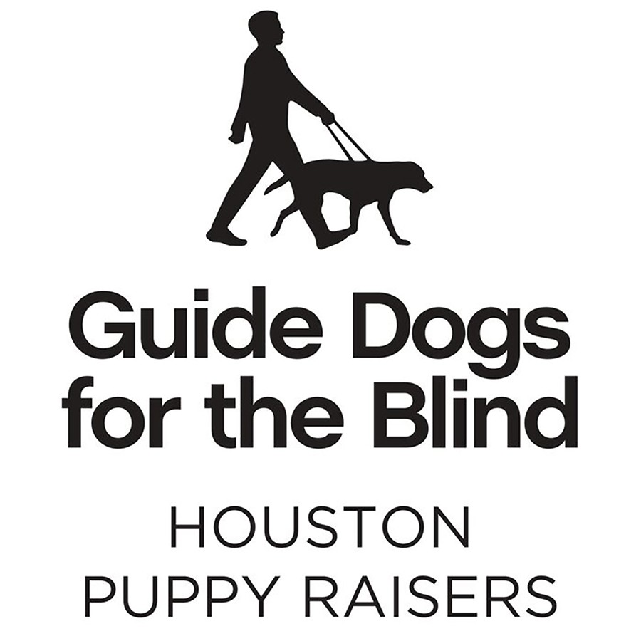 Guide Dogs for the Blind – Houston Puppy Raisers