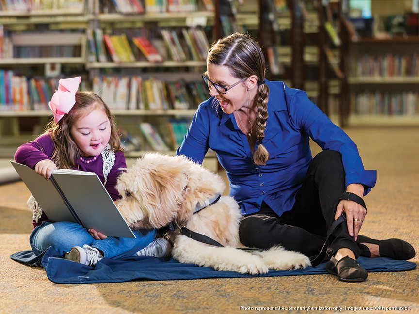 Guide Dogs for the Blind – Houston Puppy Raisers Impact